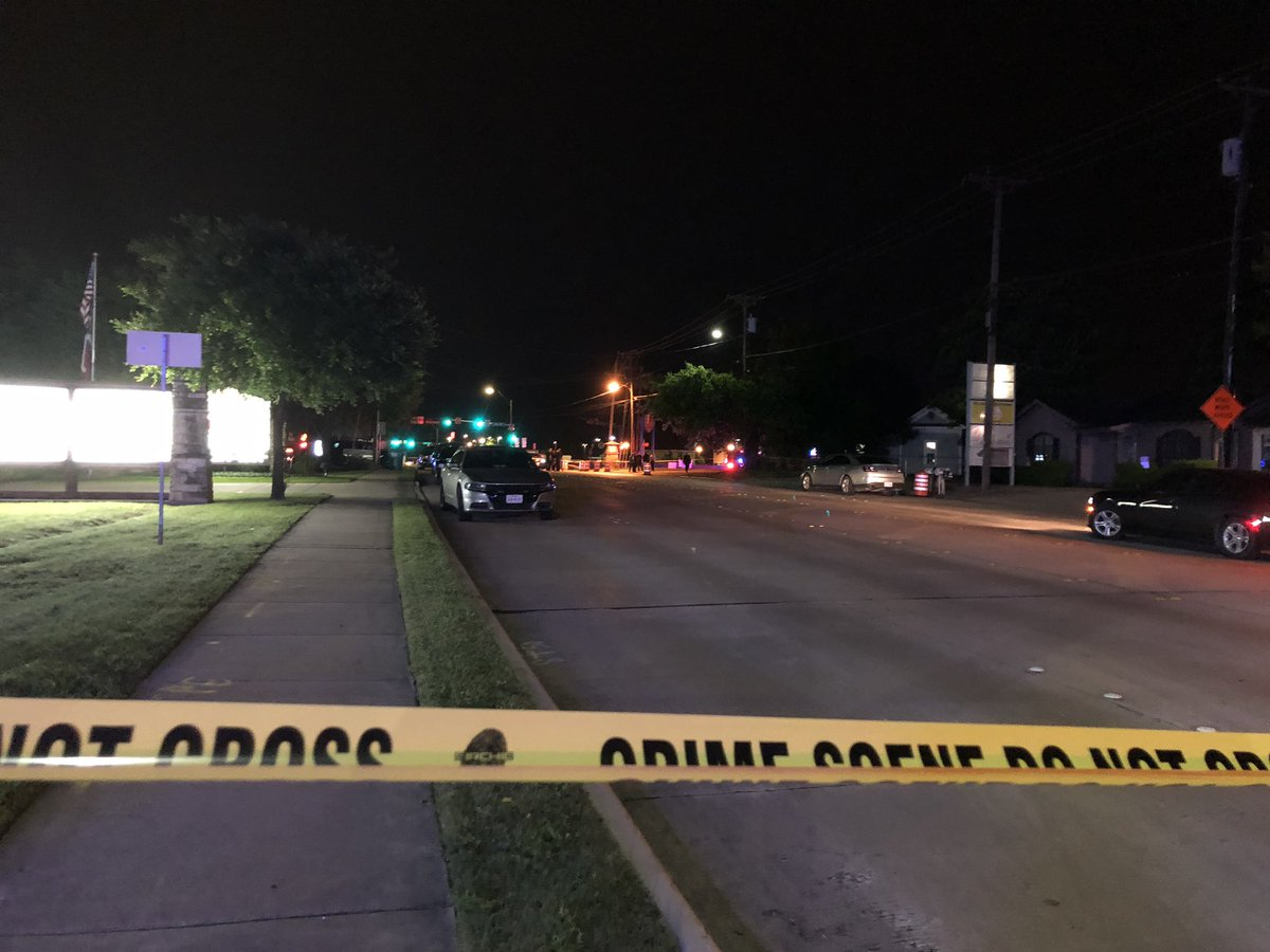 Grand Prairie Police Chase Ends With Fatal Shots Fired in Cedar Hill