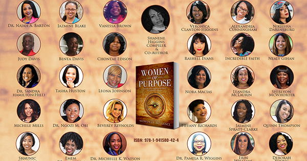 women in purpose book 31 authors