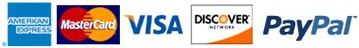 credit card logos 412x52W
