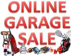 garage sale onlinew