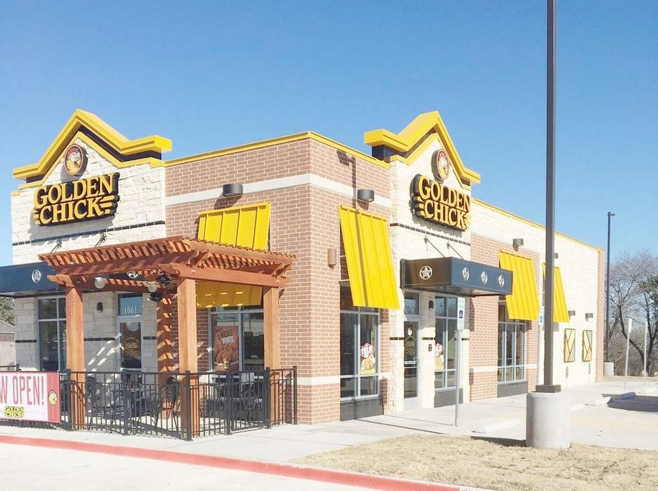 Midlothian Golden Chick Opens Its Doors 10th Restaurant For